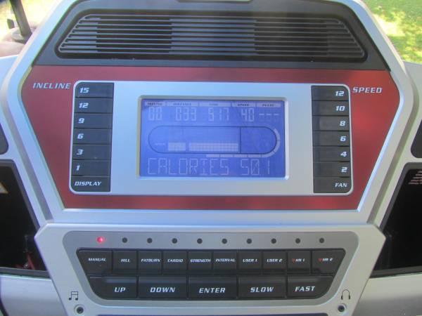 sole f80 treadmill console 2